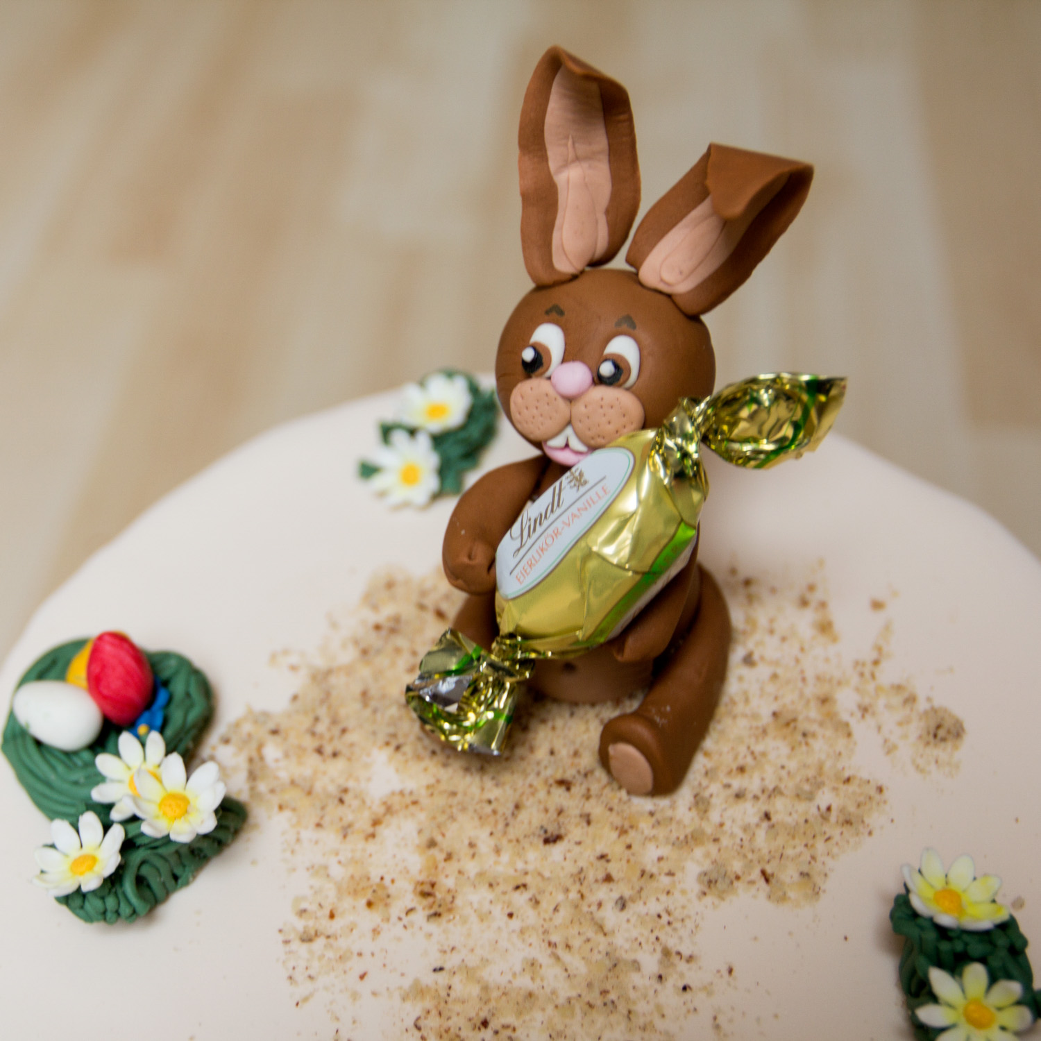 Ostertorte - Hase