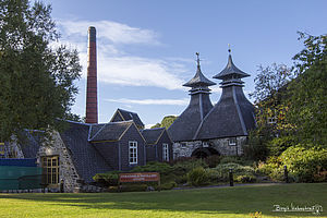 Strathisla Distillery in Keith